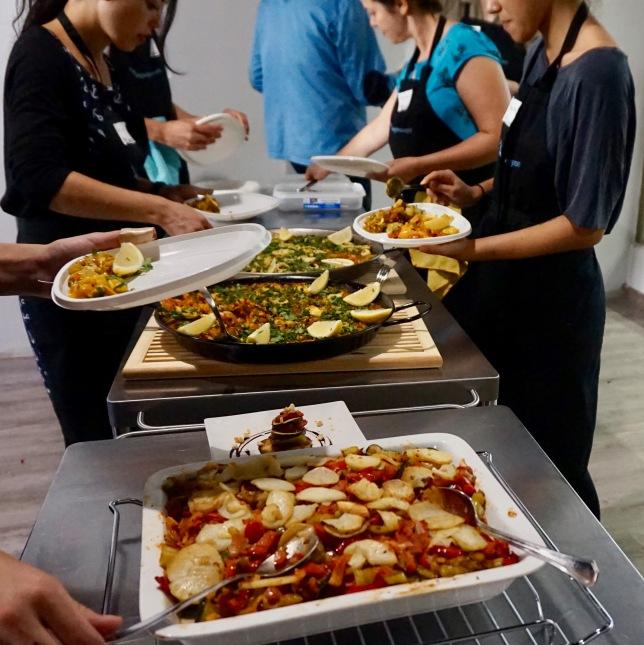 Spanish Cuisine Workshop