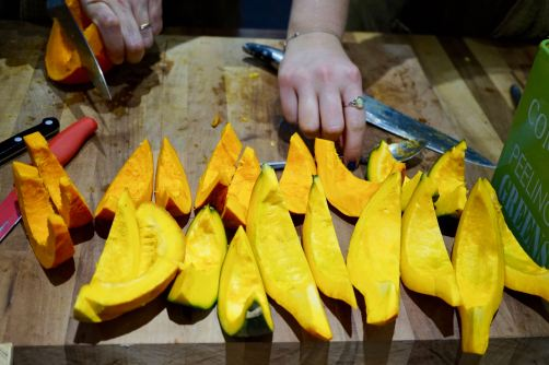 Slicing the British Squashes