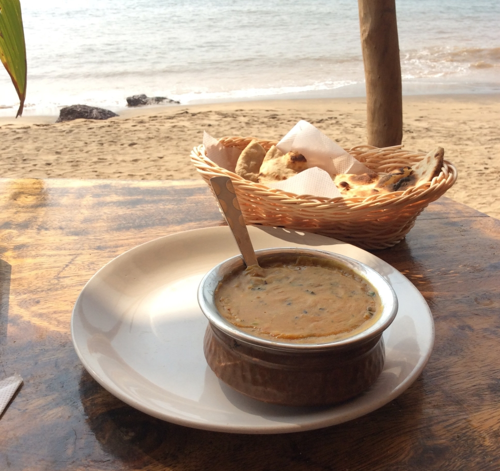 Dal Fry at Blue Lagoon Resort - Cola Beach