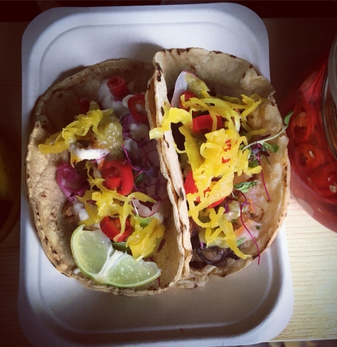 Vegan Tacos - Jump To The Beet