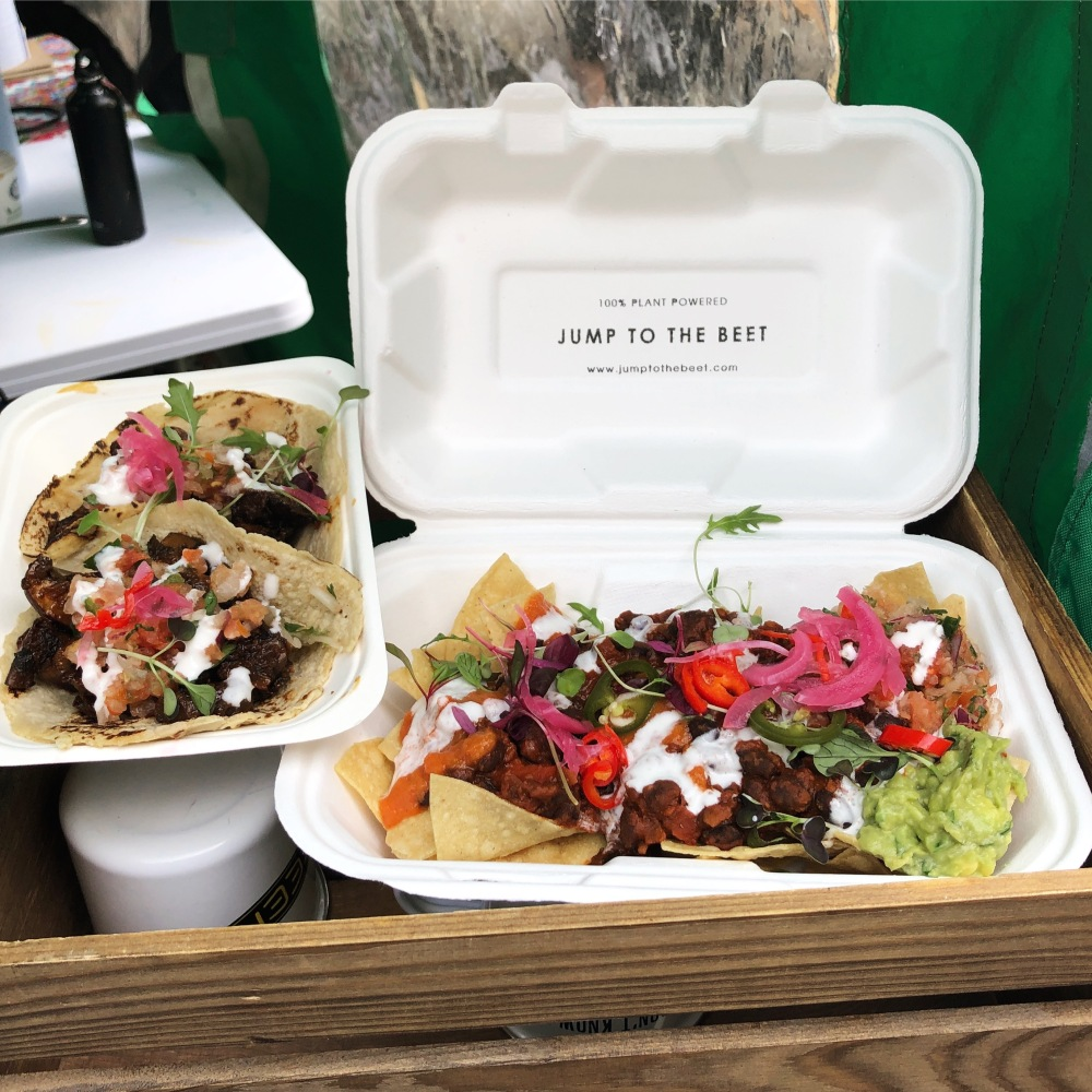 Tacos & Nachos - Jump To The Beet