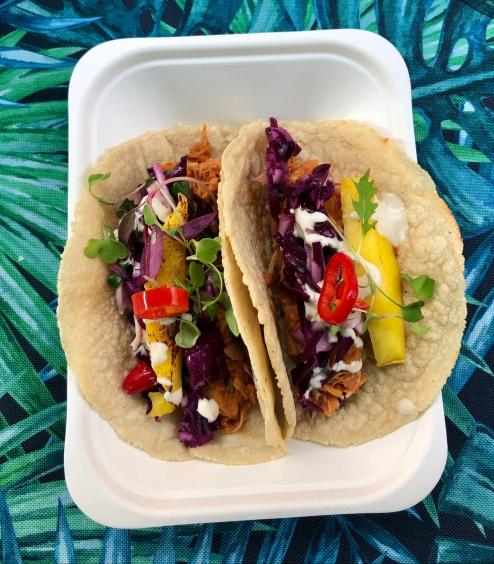 Jackfruit Tacos - Jump To The Beet