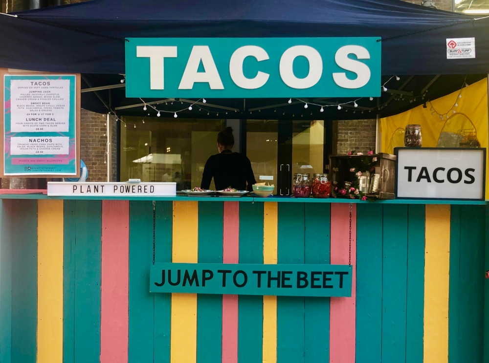 Jump To The Beet Food Stall