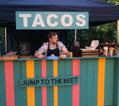 Outdoor Street Food @Dulwich Picture Gallery
